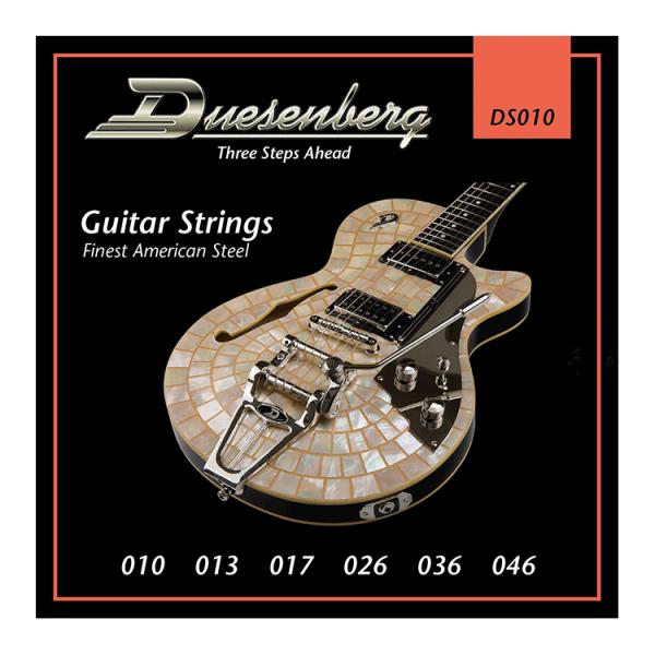 Duesenberg Nickel Wound 010-046 Guitar
