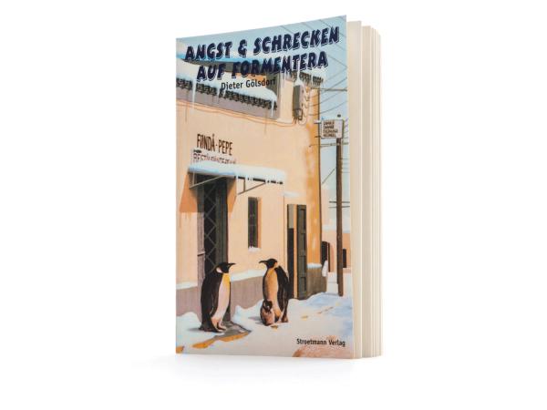 """Dieter Gölsdorf, """"Angst und Schrecken auf Formentera"""" (Taschenbuch)"""