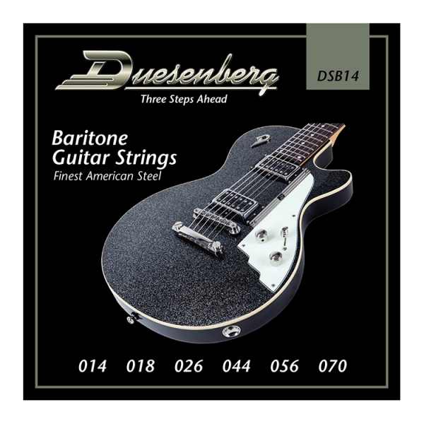 Duesenberg Nickel Wound 014-070 Baritone