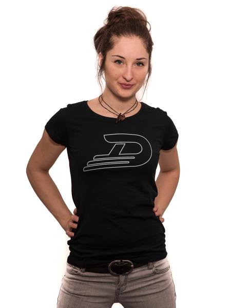 """Duesenberg Organic-T """"D-Outlines"""" (Women's)"""