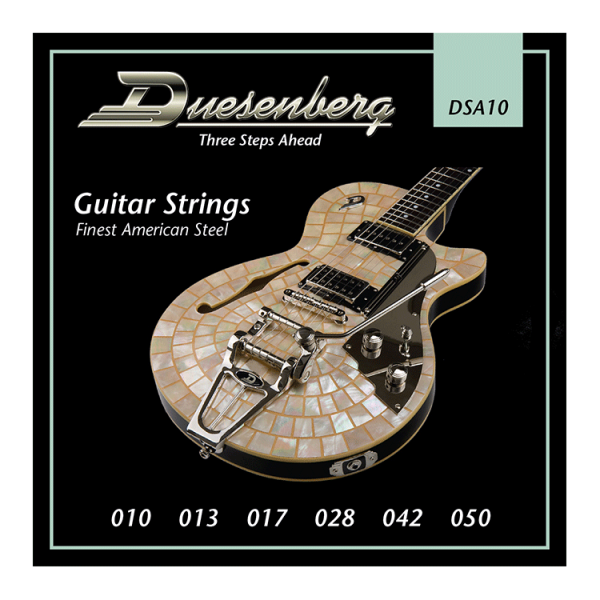 Duesenberg Nickel Wound 010-050 Guitar