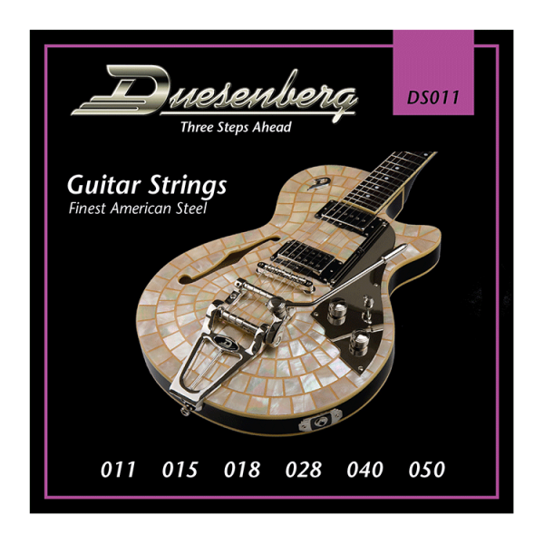 Duesenberg Nickel Wound 011-50 Guitar