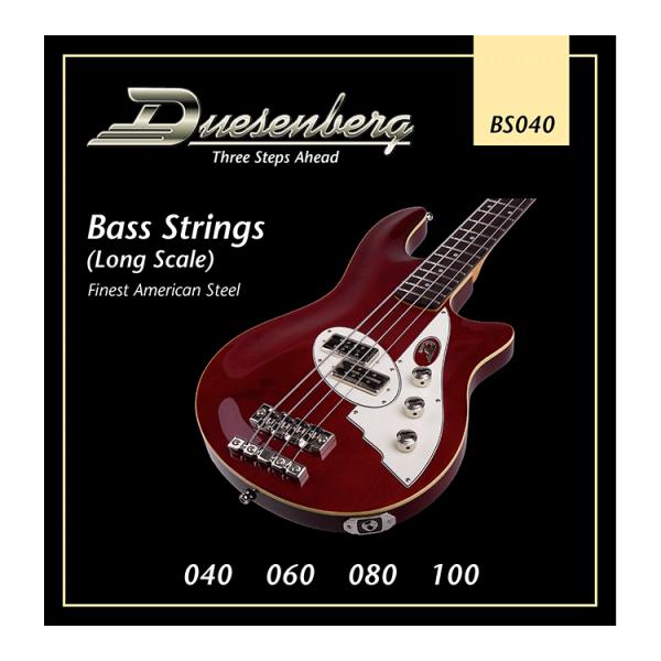 Duesenberg Stainless Steel 040-100 Bass (Longscale)