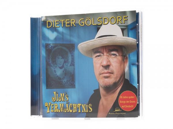 Dieter Gölsdorf - Jim's Vermächtnis (Album)