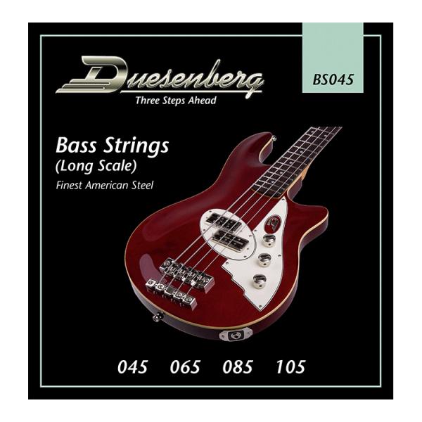 Duesenberg Stainless Steel 045-105 Bass (Longscale)