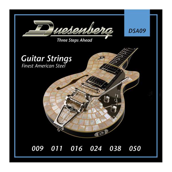 Duesenberg Nickel Wound 009-050 Gitarre